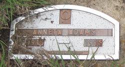 Anneta Adams