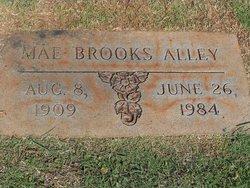 Claudia Mae <i>Brooks</i> Alley