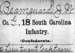 Capt Joseph Wesley Beamguard