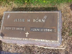 Jessie Marie <i>Wymer</i> Born