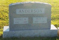 Ruth C. <i>Maharg</i> Anderson