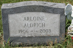 Arloine Aldrich