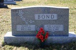 Mary J. <i>Schucker</i> Bond