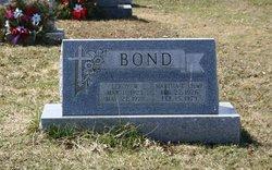 Martha Ellen <i>Stump</i> Bond