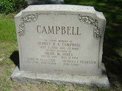 Olive M. <i>Jones</i> Campbell