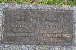 Ann Elizabeth <i>Gordon</i> Barnard