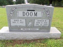 Doris Bertelle <i>Howard</i> Doom