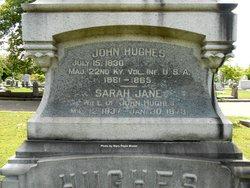 Maj John Hughes