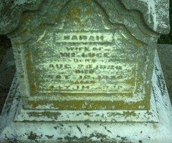 Sarah <i>Burns</i> Luce