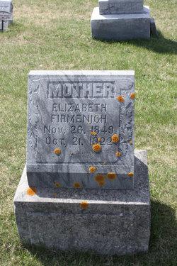 Elizabeth Firmenich