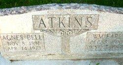 Agnes <i>Bell</i> Atkins