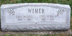 Ethel <i>Eckman</i> Wimer