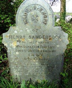 Henry Sandercock