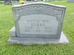 Maggie Mae Burks