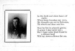 Private Robert Gills