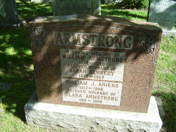 Claire Sarah <i>Armstrong</i> Ahiers