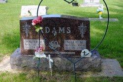 Nellie May <i>Crawford</i> Adams