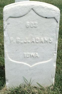 Perley B J Adams