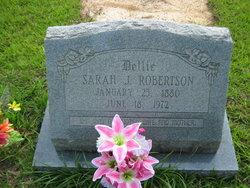 Sarah J Dollie Robertson