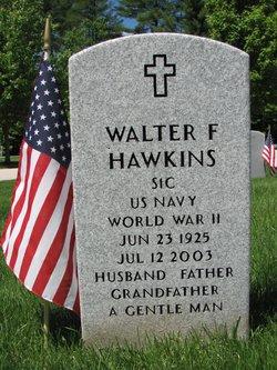 Walter F. Hawkins