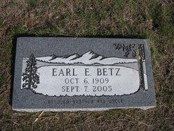 Earl Edwin Betz