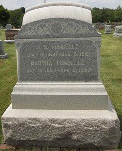 Just Samuel Fombelle, Sr