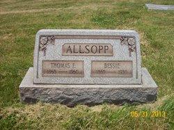 Bessie <i>Bell</i> Allsopp