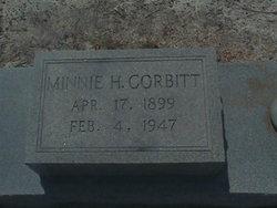 Minnie <i>H.</i> Corbitt