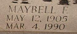 Maybelle <i>Finney</i> Benfield