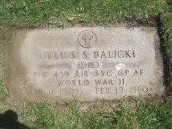 Julius S Balicki