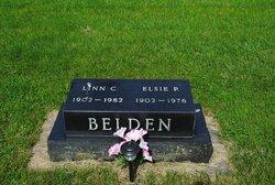 Elsie Pearl <i>Hansel</i> Belden