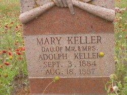 Mary Mamie Keller
