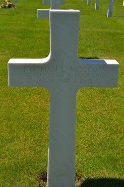 Sgt Norman Leroy Morgan