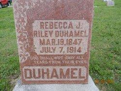 Rebecca Jane <i>Claytor</i> Riley