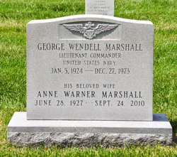 Anne Warner Marshall