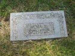 Alma Schulz