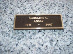 Caroline C. <i>Bossler</i> Ansay