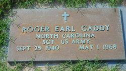 Roger Earl Gaddy