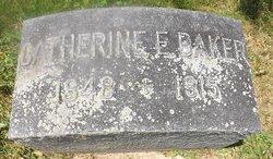 Catherine E. Baker