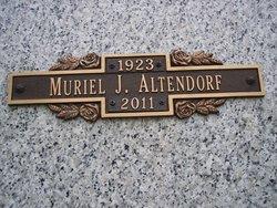 Muriel J. Altendorf