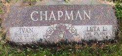 Ivan Chapman