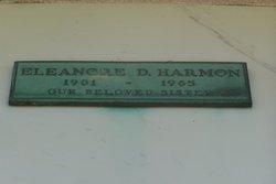 Eleanore Dorothy Harmon