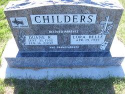 Duane Rodney Childers