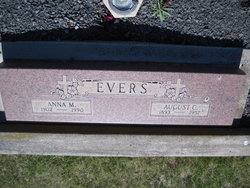 August Christopher Evers