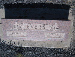 Fred H. Evers