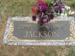 Manning Lemuel Jackson, Sr