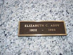 Elizabeth <i>Schneider</i> Addy