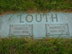 Isabelle <i>Wilson</i> Louth