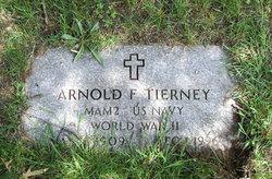 Arnold F Tierney