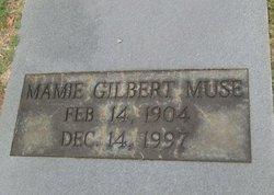 Mamie <i>Gilbert</i> Muse
